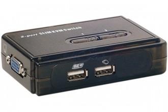 Pocket KVM 2 ports USB - Devis sur Techni-Contact.com - 1