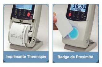 Pointeuse à badges autonome - Devis sur Techni-Contact.com - 2