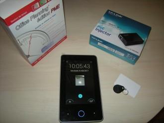 Pointeuse avec prise de photos - Devis sur Techni-Contact.com - 1