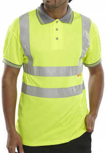 Polo de travail 100% polyester - Devis sur Techni-Contact.com - 1