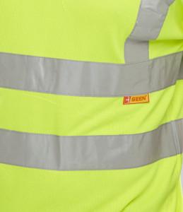 Polo manches courtes jaune - Devis sur Techni-Contact.com - 4