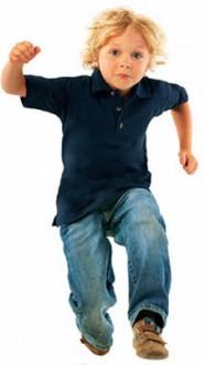 Polo manches courtes pour enfant personnalisable - Devis sur Techni-Contact.com - 1