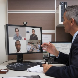 Polycom RealPresence Desktop Windows et Mac - Devis sur Techni-Contact.com - 2