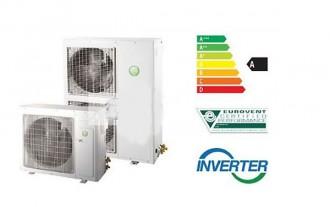 Pompe à chaleur air eau - Devis sur Techni-Contact.com - 4