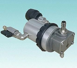 Pompe à engrenage pneumatique auto-amorçante - Devis sur Techni-Contact.com - 2