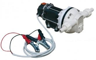Pompe à membrane électrique - Devis sur Techni-Contact.com - 1