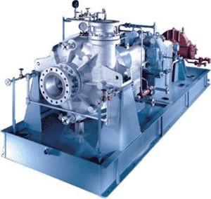Pompe centrifuge verticale pour chlore liquide - Devis sur Techni-Contact.com - 1