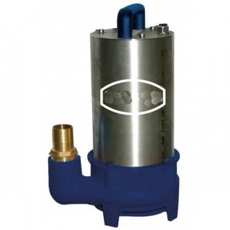Pompe de relevage industrielle dilacératrice à lisier - Devis sur Techni-Contact.com - 1