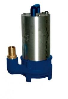 Pompe de relevage industrielle dilacératrice eaux très chargées 1.1 kW - Devis sur Techni-Contact.com - 1