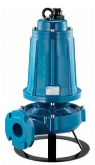 Pompe de relevage industrielle eaux chargées de 3 à 7.5 kW - Devis sur Techni-Contact.com - 1
