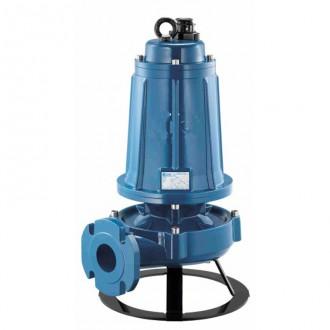 Pompe de relevage industrielle pour eaux chargées - Devis sur Techni-Contact.com - 1