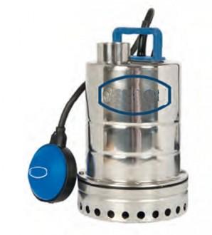 Pompe de relevage inox eaux claires - Devis sur Techni-Contact.com - 1
