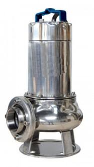 Pompe de relevage monophasée pour eaux très chargées 1.1 kW - Devis sur Techni-Contact.com - 1