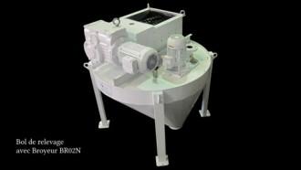 Pompe de relevage pour convoyeur - Devis sur Techni-Contact.com - 2