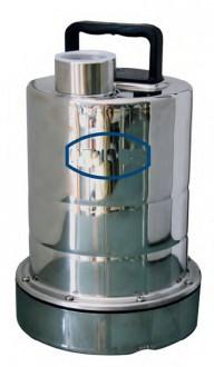 Pompe de relevage serpillère inox - Devis sur Techni-Contact.com - 1