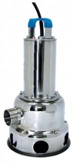 Pompe de relevage triphasée pour eaux très chargées 1.45 kW - Devis sur Techni-Contact.com - 1