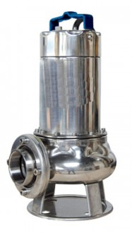 Pompe de relevage triphasée pour eaux très chargées 1.5 kW - Devis sur Techni-Contact.com - 1