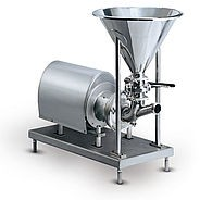 Pompe dilacératrice JSB avec trémie - Devis sur Techni-Contact.com - 1