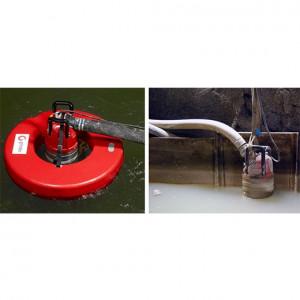 Pompe électrique 60 m3/h submersible  - Devis sur Techni-Contact.com - 2