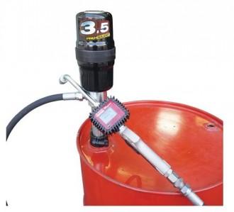 Pompe électrique vide fût - Devis sur Techni-Contact.com - 1