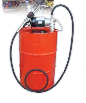 Pompe électrique vide fût - Devis sur Techni-Contact.com - 2
