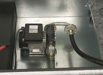 Pompe GNR électrique 24V - Devis sur Techni-Contact.com - 1