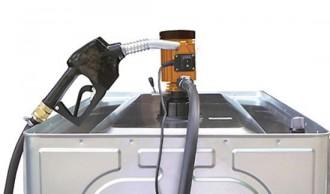Pompe manuelle centrifuge à gasoil - Devis sur Techni-Contact.com - 1