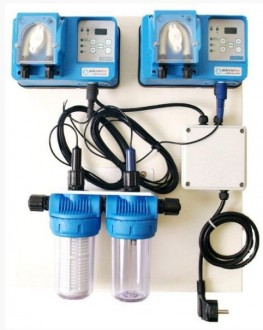 Pompe péristaltique pour piscine - Devis sur Techni-Contact.com - 1