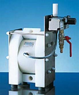 Pompe pneumatique 0 à 420 Litres par minute - Devis sur Techni-Contact.com - 2