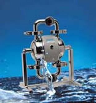 Pompe pneumatique à membrane pour fluides corrosifs - Devis sur Techni-Contact.com - 2