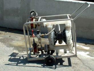 Pompe pneumatique produit chimique - Devis sur Techni-Contact.com - 2