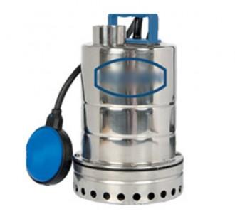 Pompe vide cave monophasé inox eaux peu chargées 0.25 kW - Devis sur Techni-Contact.com - 1