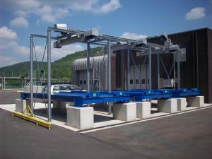 Pont bascule hors sol acier béton - Devis sur Techni-Contact.com - 1