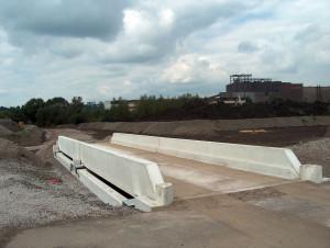 Pont bascule modulaire en béton - Devis sur Techni-Contact.com - 1