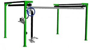 Pont de manutention roulant - Devis sur Techni-Contact.com - 2