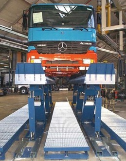 Pont élévateur 4 colonnes PL - Devis sur Techni-Contact.com - 3