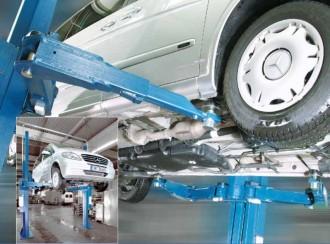 Pont élévateur automobile - Devis sur Techni-Contact.com - 1