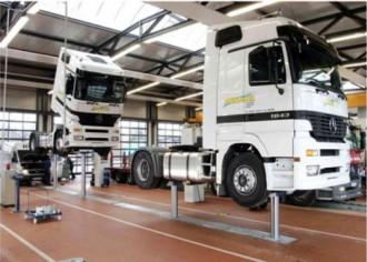 Pont élévateur camion - Devis sur Techni-Contact.com - 2