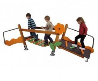 Pont extérieur pour enfants - Devis sur Techni-Contact.com - 4