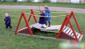 Pont extérieur pour enfants - Devis sur Techni-Contact.com - 6