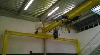 Pont industriel roulant monopoutre - Devis sur Techni-Contact.com - 1