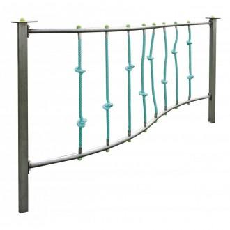 Pont en corde pour enfants - Devis sur Techni-Contact.com - 1