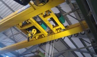 Pont roulant bi-poutre 30 T - Devis sur Techni-Contact.com - 1