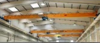 Pont roulant bipoutre 25 Tonnes - Devis sur Techni-Contact.com - 2