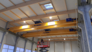 Pont roulant bipoutre - Devis sur Techni-Contact.com - 1