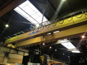 Pont roulant bipoutre - Devis sur Techni-Contact.com - 2