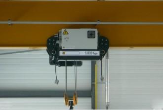 Pont roulant monopoutre 12500 Kg - Devis sur Techni-Contact.com - 2