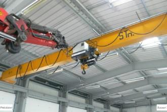 Pont roulant monopoutre 12500 Kg - Devis sur Techni-Contact.com - 5