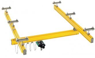 Pont roulant monopoutre acier - Devis sur Techni-Contact.com - 1