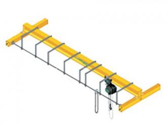 Pont roulant monopoutre manuel - Devis sur Techni-Contact.com - 1